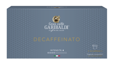 Garibaldi Decaffeinate Декофеинско  x16 капсули