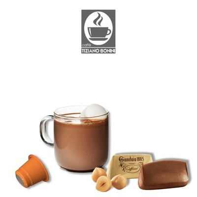 Bonini Nespresso Gionduia (Nutella) Макијато  х10пар.