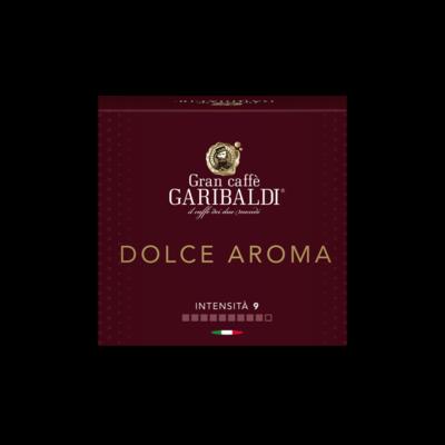 Garibaldi Delizio/Cremesso Dolce Aroma  x16 капсули