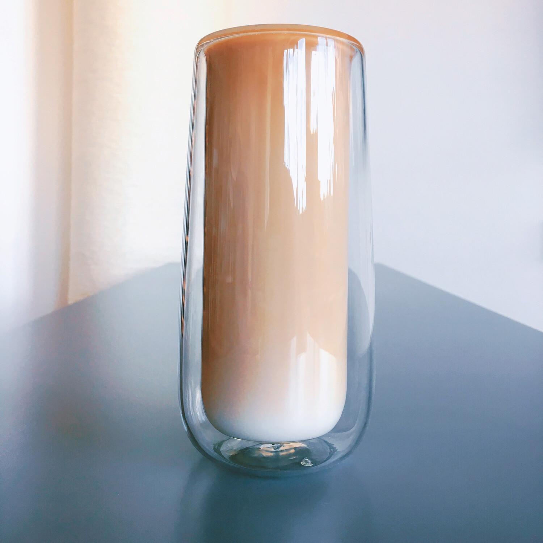 Blue Nåmad double-wall cup 240ml  x1 чаша