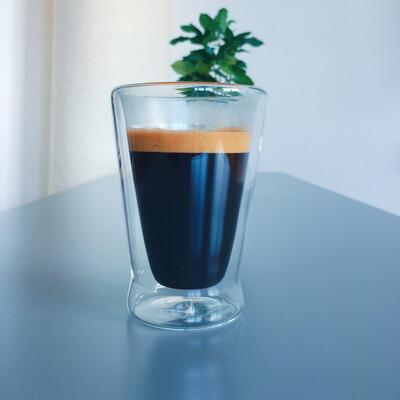 Blue Nåmad Double Wall espresso/макијато cup 120ml   2х чаши