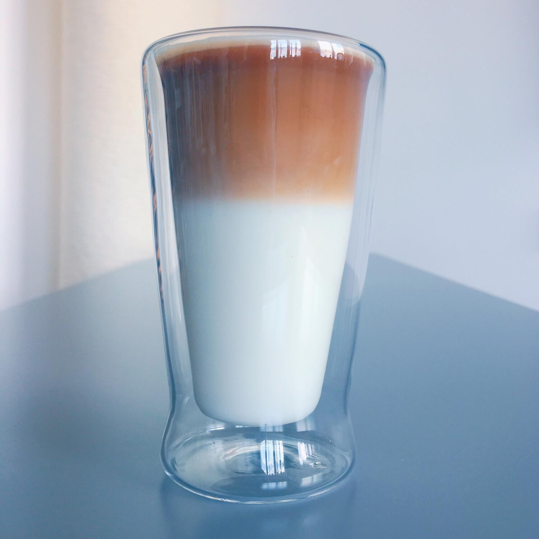 Blue Nåmad double-wall cup 180ml  2х чаши