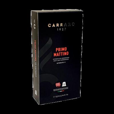 Carraro Nespresso®* Primo Mattino 10 пар.