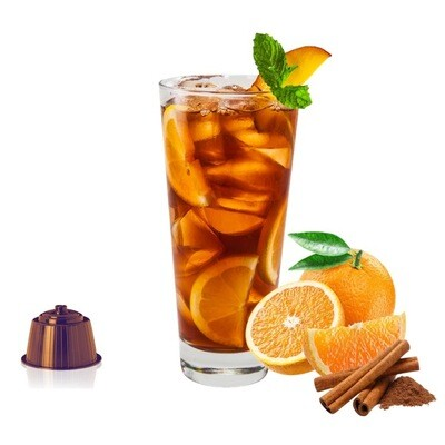 Bonini Dolce Gusto Orange Cinamon Чај х8 капсули