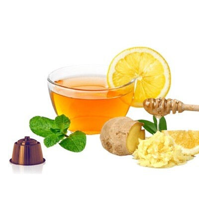 Bonini Dolce Gusto Ginger Lemon Чај х8 капсули