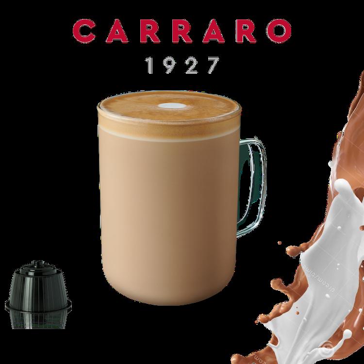 Carraro Dolce Gusto Cappuccino/Latte x1 капсула