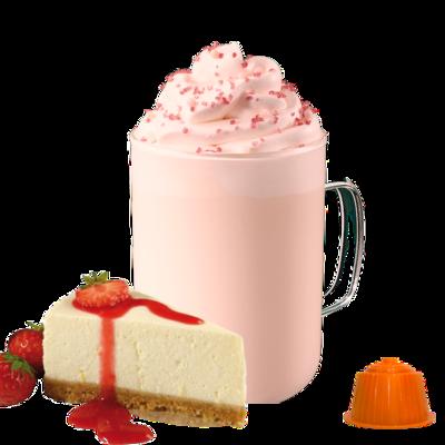 Bonini Dolce Gusto Cheesecake Strawberry Latte х16 капсули