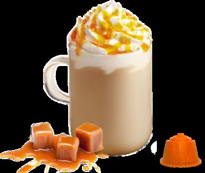 Bonini Dolce Gusto Caramello latte/cappuccino x16 капсули