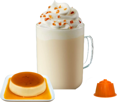 Bonini Dolce Gusto Crème brûlée Mou latte x16 капсули