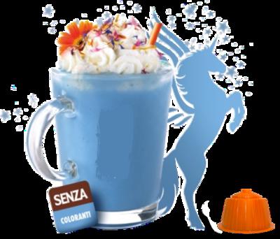 Bonini Dolce Gusto Unicorn Latte x8 капсули