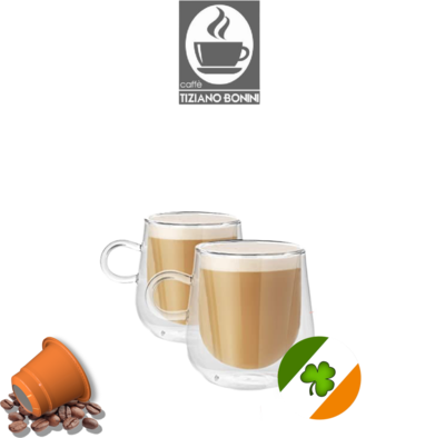 Bonini Nespresso Irish  Макијато  х10пар.