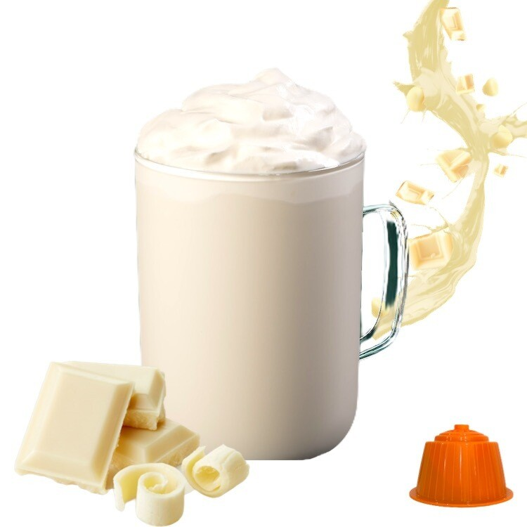 Bonini Dolce Gusto White Choko-бело топло Чоколадо  х16 капсули
