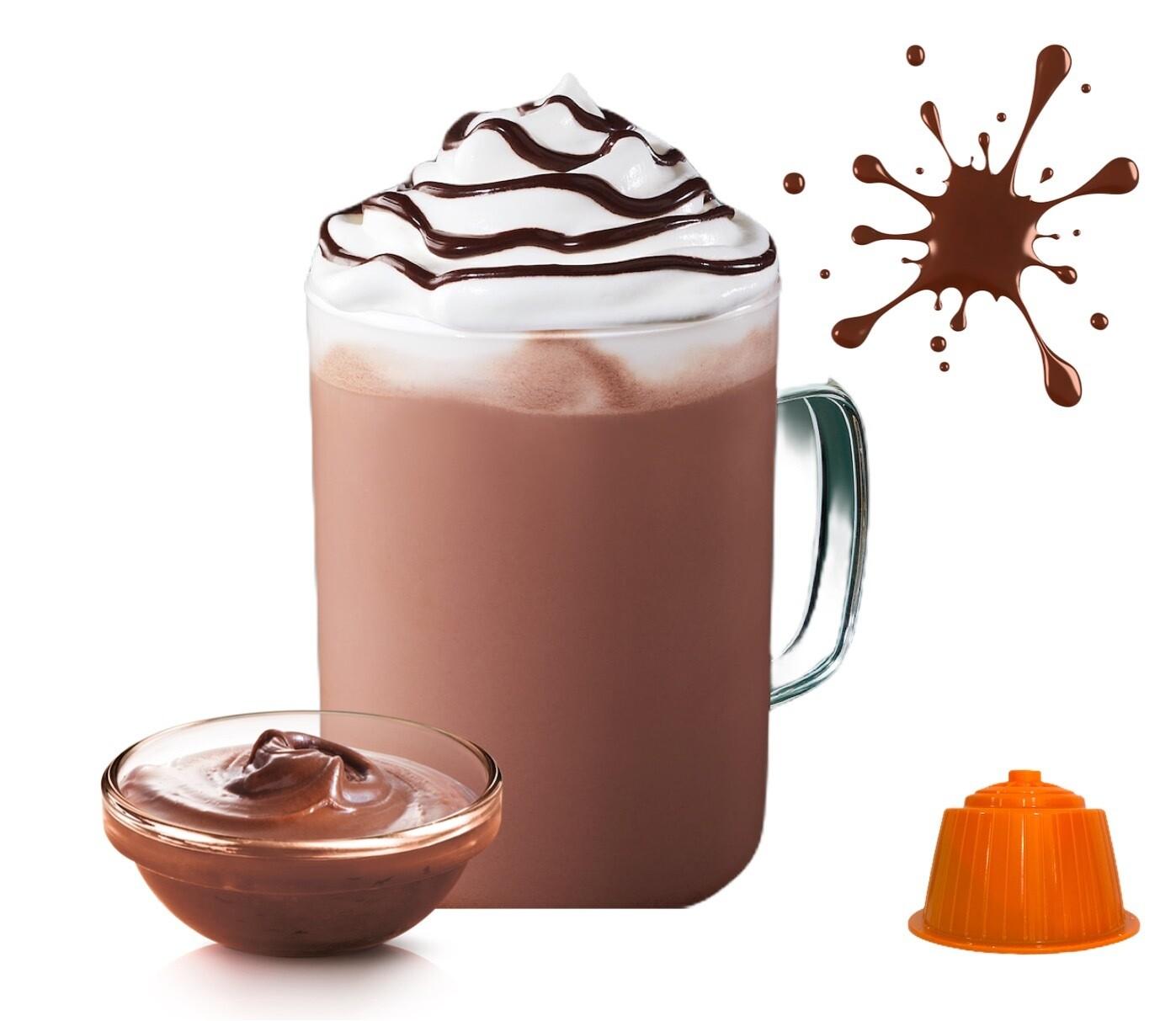 Bonini Dolce Gusto Gianduia-NUTELA вкус Cappuccino/Latte 16 капсули