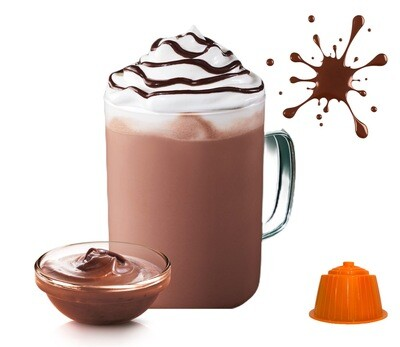 Bonini Dolce Gusto Gionduia (Nutella) Cappuccino/Latte 16 капсули