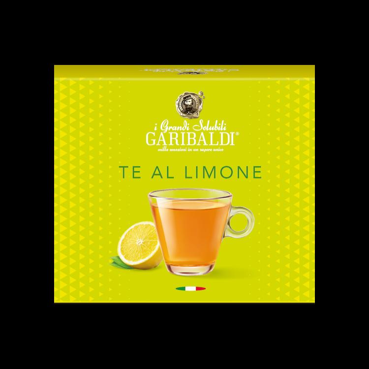 Garibaldi Delizio/Cremesso Лимон Чај х16 капсули