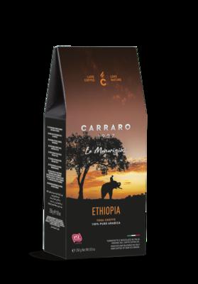Carraro Ethiopia Specialty Yrga Arabica Мелено Еспресо 250 гр.