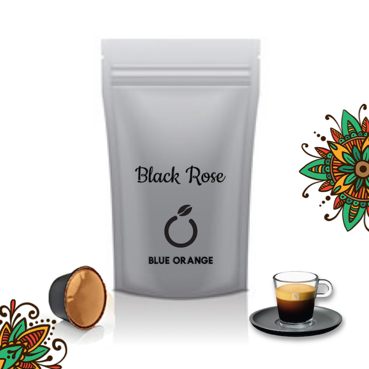 Black Rose®️🇮🇹 Dolce Gusto x16 капсули Espresso (9,9 денари/капсула)