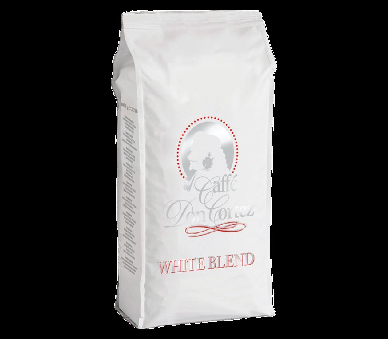 Don Cortez White 100% Arabica 1kg зрно