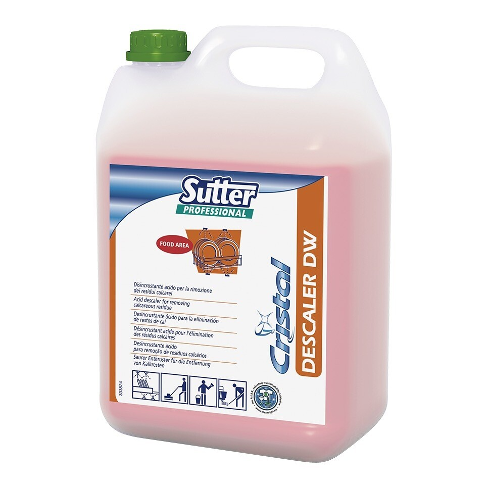 Sutter Professional Descaler средство против Бигор х5 литри