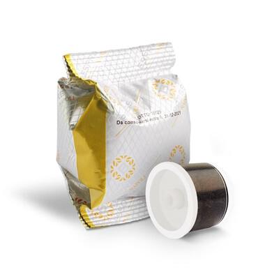 Barbaro GOLD 100% Arabica Espresso for Ily Iperespreso x80 парчиња