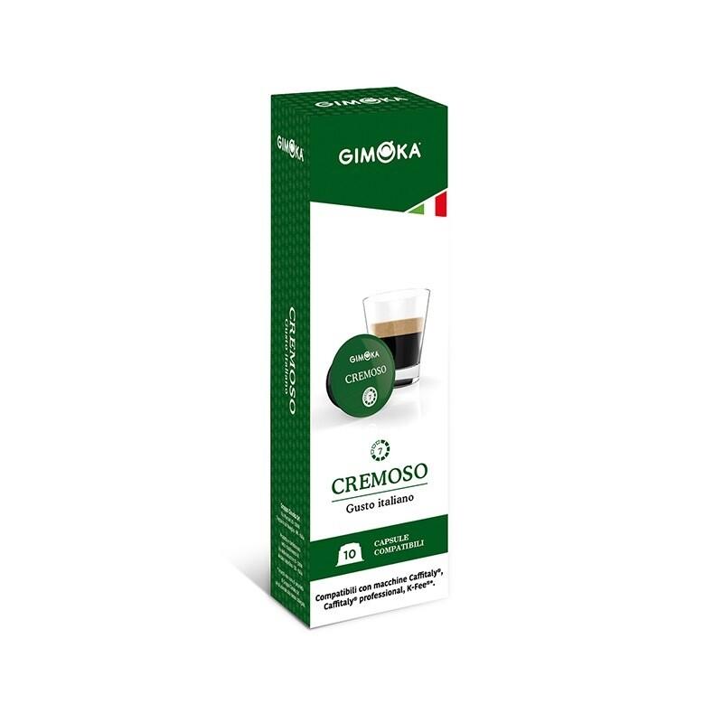 Gimoka Caffeitaly Cremoso 10 парчиња