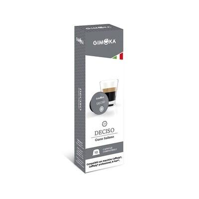 Gimoka Caffeitaly Deciso 10 парчиња