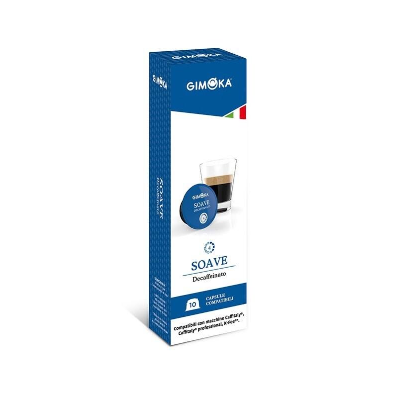 Gimoka Caffeitaly Soave 0.1% Caffeine 10 парчиња