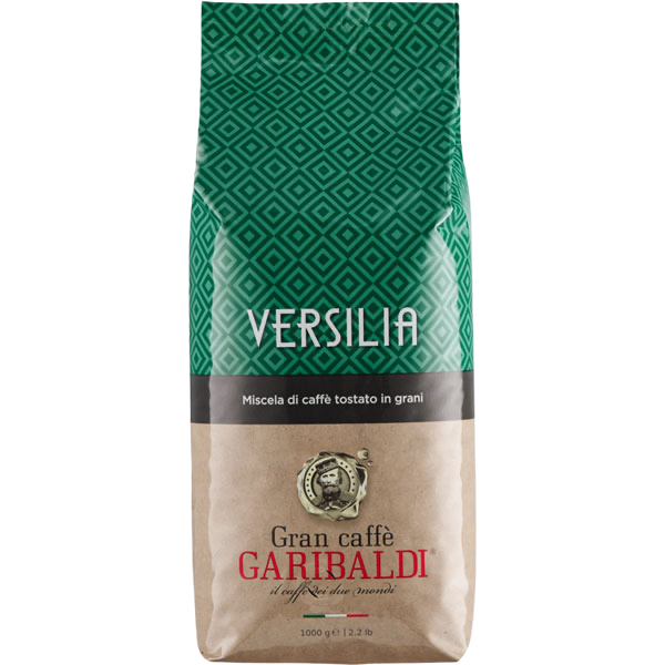 Garibaldi Espresso Зрно Versilia 1kg