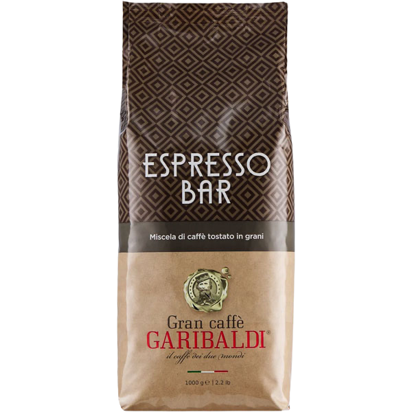 Garibaldi Espresso Зрно Espresso Bar 1kg