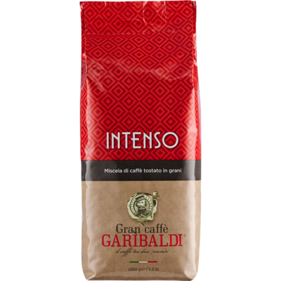 Garibaldi Espresso Зрно Intenso 1kg