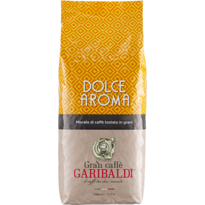 Garibaldi Espresso Зрно Dolce Aroma 1kg