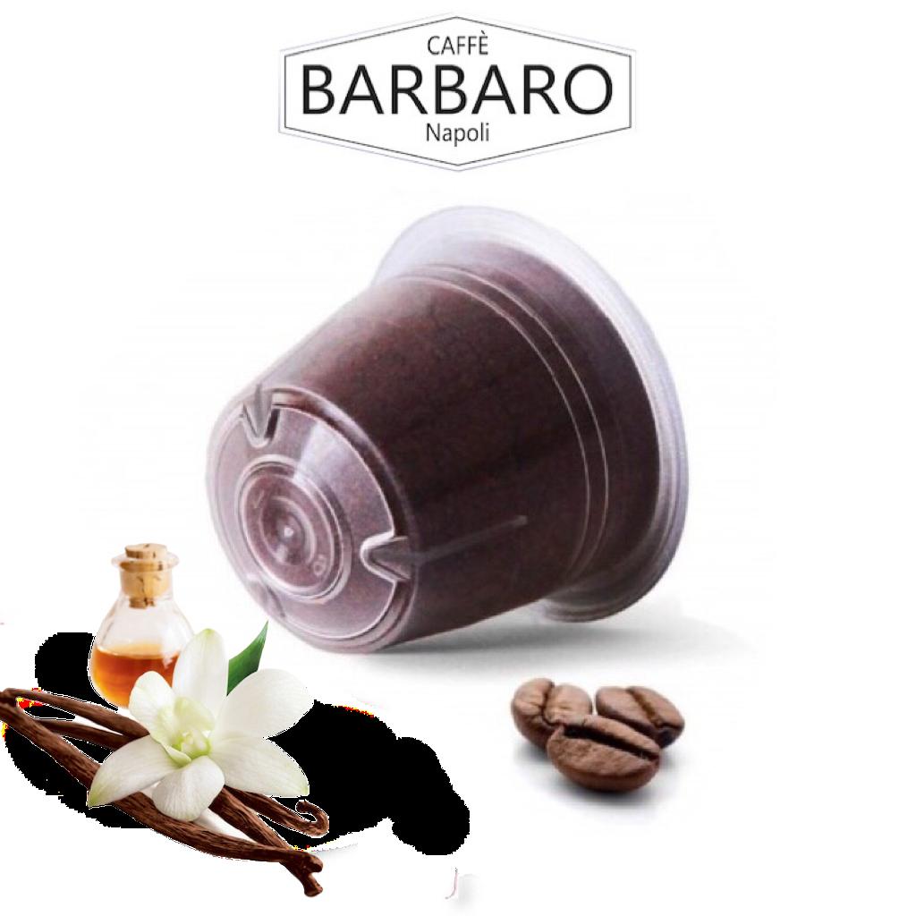 Barbaro Nespresso Vaniglia еспресо со вкус на ванила  5 парчиња