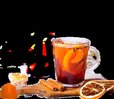 Bonini Dolce Gusto Christmas Orange Cinamon Чај х8 капсули