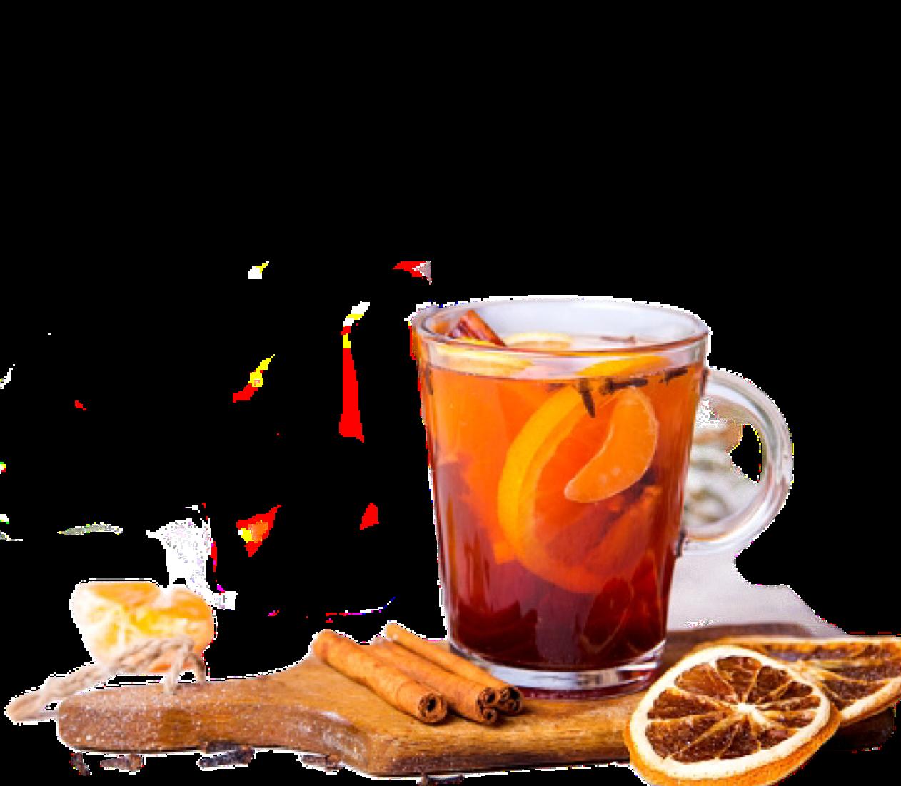 Bonini Nespresso Christmas Портокал со Цимет ЧАЈ х10пар.