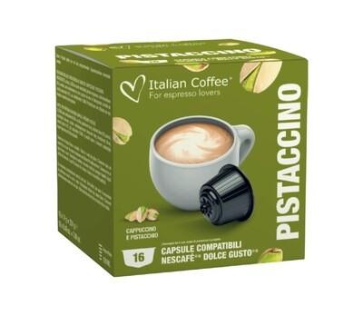 Italian Coffee™️Dolce Gusto Pistachino Cappuccino/latte х16