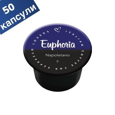 Italian Coffee*comp.Lavazza Blue Euphoria 70% Robusta espresso x50 капсули