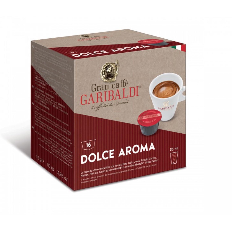 Garibaldi Dolce Gusto Dolce Aroma х16 капсули
