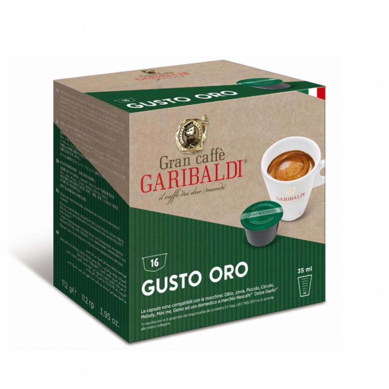 Garibaldi Dolce Gusto ORO x16 капсули