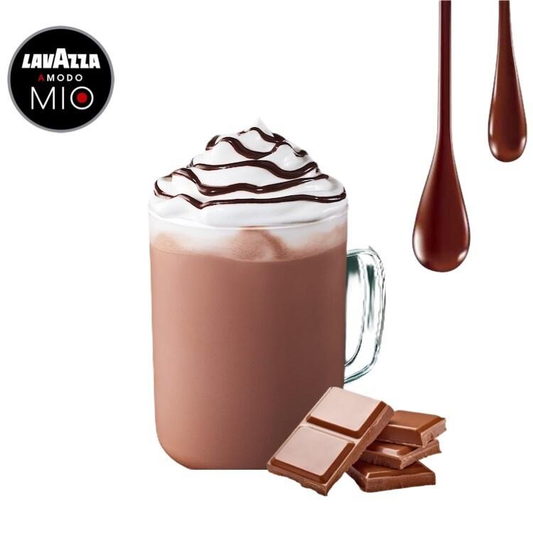 Bonini comp.Lavazza Modo Mio топло Чоколадо х10 пар.