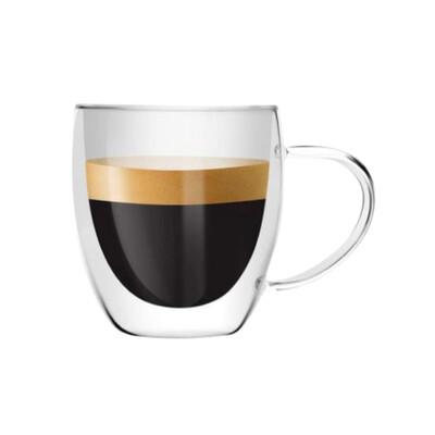 Blue Nåmad Double Wall espresso/macchiato cup 90ml  x2 чаши