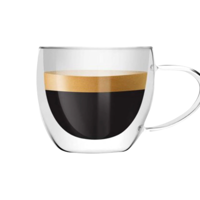 BlueNåmad Double Wall espresso cup 80 ml 2х чаши