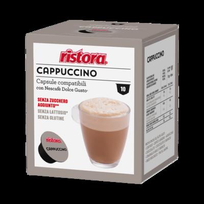 Ristora Dolce Gusto Cappuccino (без глутен -без шеќер) х10