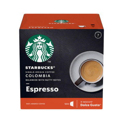 Starbucks™️ Dolce Gusto Colombia Arabica x12 капсули
