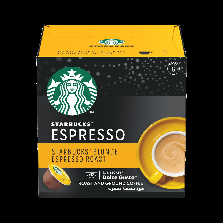 Starbucks™️Dolce Gusto Blonde espresso x12 парчиња
