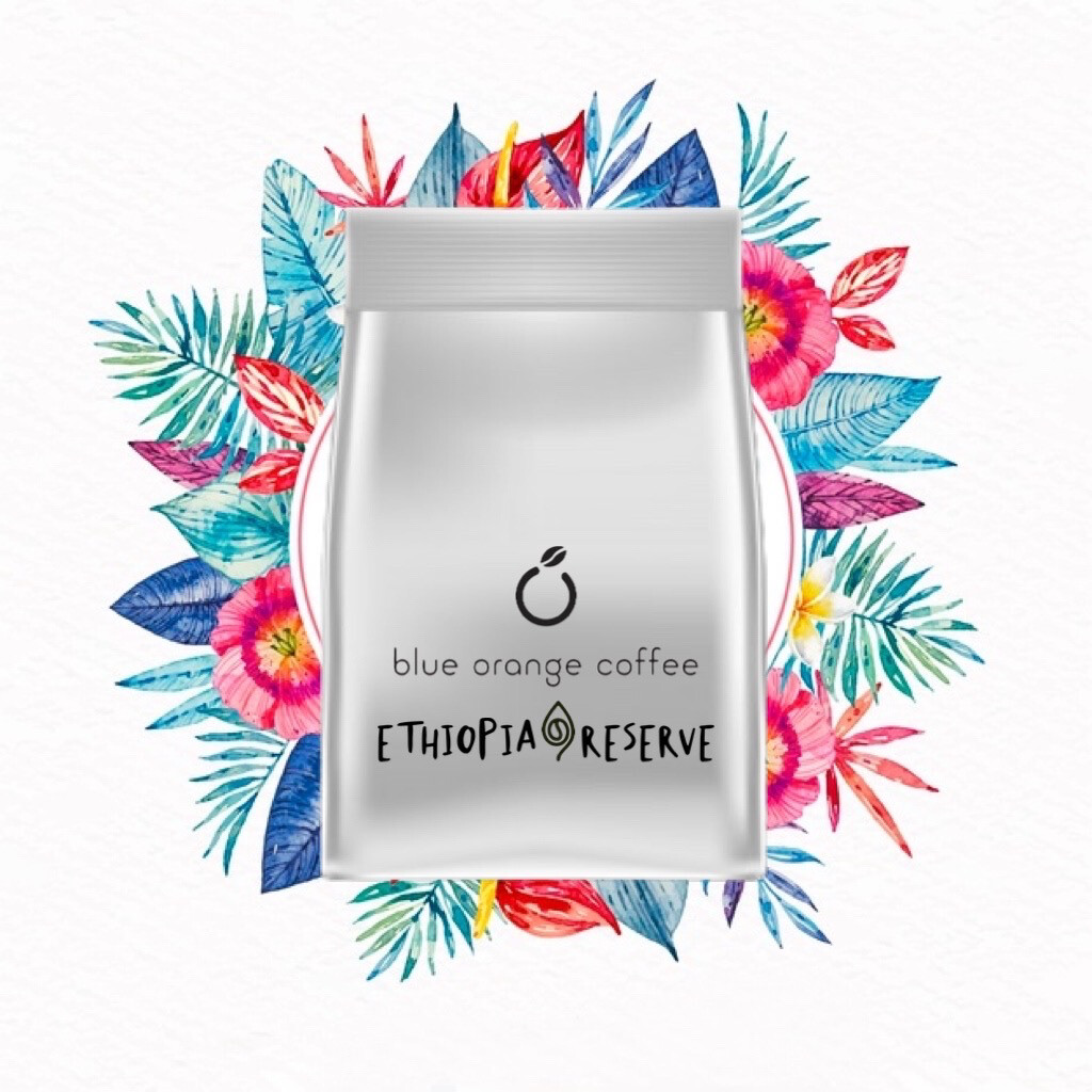 Ethiopia Reserve Dolce Gusto by Blue Orange x16 капсули