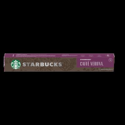 Starbucks by Nespresso Verona x10капсули