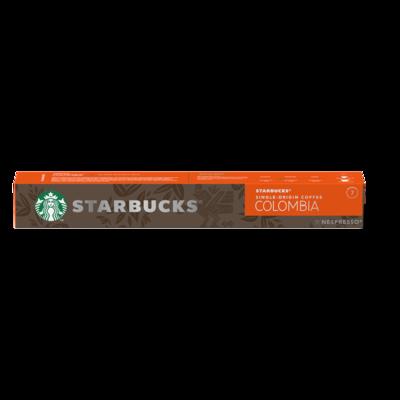 Starbucks by Nespresso Colombia x10 капсули