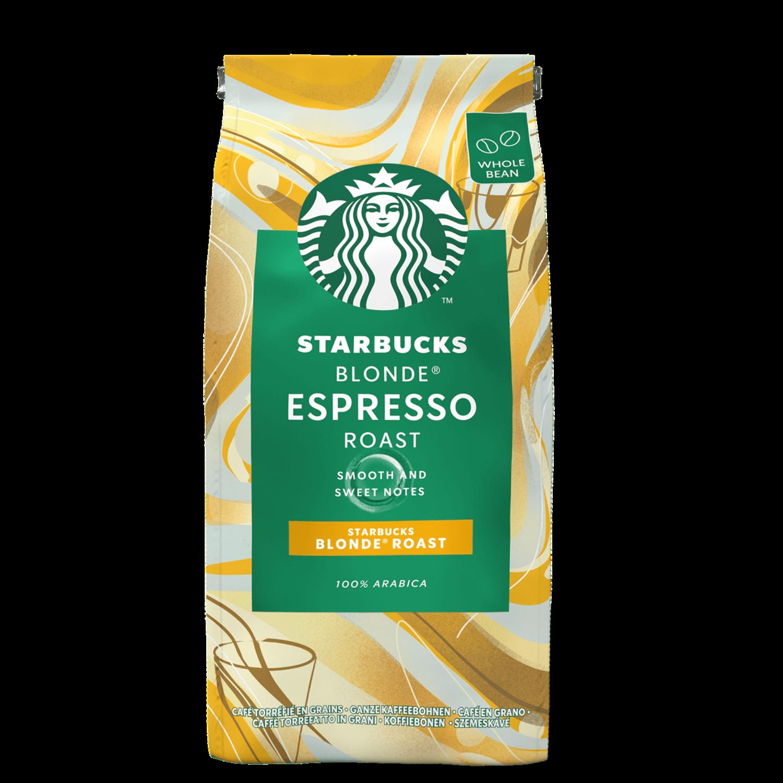 Starbucks Blonde espresso зрно 200 гр.