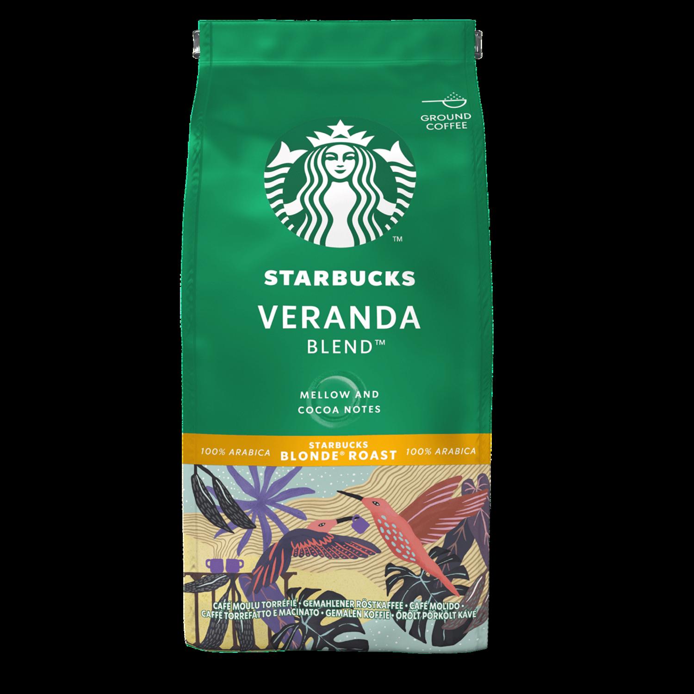 Starbucks Blonde Veranda мелено еспресо 200 гр.