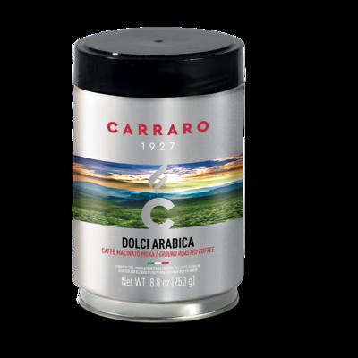 Carraro 1927 Мелено Еспресо 100% Арабика 250 грама